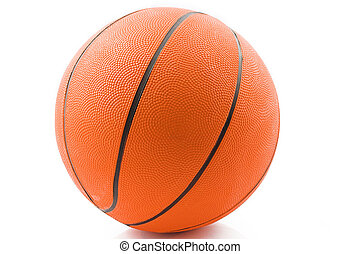 Basketball - Brand new basketball ready for action
