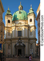 St Peter Cathedral - St Peters Cathedral in Vienna This...