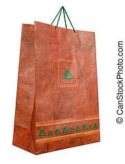 paper bag - christmas gift