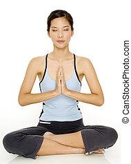 Ioga, meditação