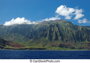 Napali Coastline - Beautiful Napali Hawaii