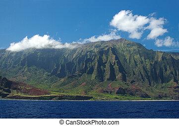 Napali Coastline - Beautiful Napali Hawaii