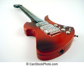 Guitar - Rock guitar