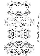 Decorative Borders - Ornate decorative borders