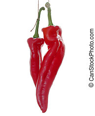 Peppers - Red peppers