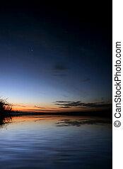 DUsk - Dusk on Lake