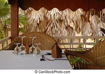 Dinner Setting - Oriental Dinner Setting