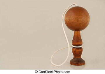 Bilboquet - An old game of dexterity, invented in France in...