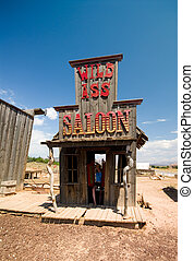 Wild Ass Saloon - Old western style saloon