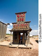 Wild Ass Saloon