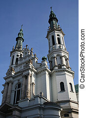Church of the Holy Saviour (Kosciol Zbawiciela) in Warsaw