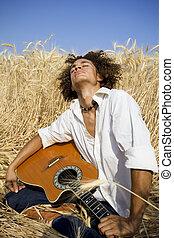 吉他, 玩