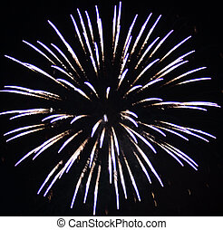 Fireworks - Beautiful Fireworks display. Could make an...