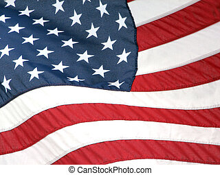 美國人, 旗