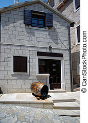 wine bar croatia - wine bar restaurant croatia with wine...