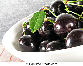 summertime: black cherry - OLYMPUS DIGITAL CAMERA black...