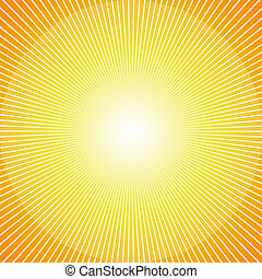 Solar Abstract 2 - Sun light abstract