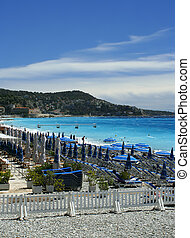 Nice beaches - beaches in Nice, France