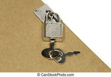 Locked Journal - Journal With a Lock and Key