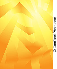 Abstract Background - Allegory Structure