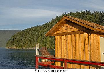 cabine - vancouver islands