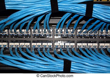 Patch panel - Data patch panel