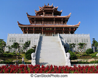 Chinese Pagoda - Ancient Chinese Pagoda, Quanzhou, China