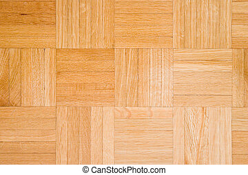 Parquet Floor - Parquet floor texture close-up