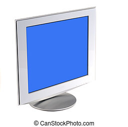 Flat Screen Monitor - Computer Flat Screen LCD Display,...