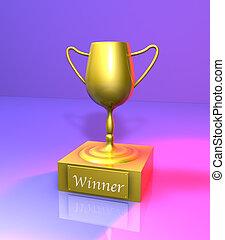 Winners Trophy 1