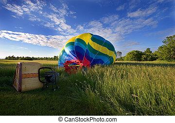 Balloon - Hot Air Balloon