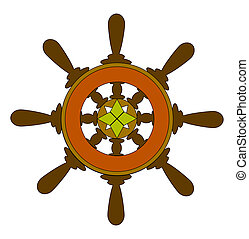 Ship whell - Ship wheel