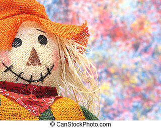 Scarecrow - Portrait of a Scarecrow.