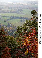 View of the Valley - View of the Ottawa Valley from King...