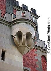 Castle Balcony - Neuchwanstein balcony
