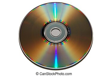 Rainbow Color CD - CD with color reflection