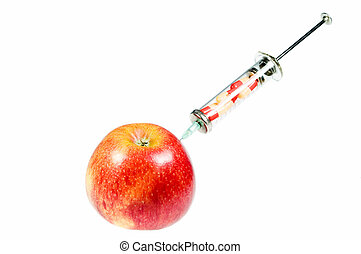 Apple vitamin - Fruits and vitamins