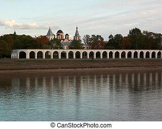 Novgorod Kremlin - Russia Novgorod Kremlin