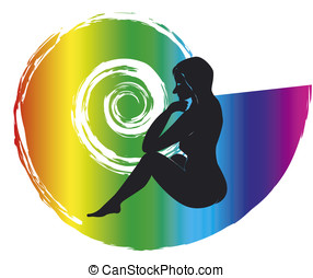 woman thinker - The womanthinking of her role in the...