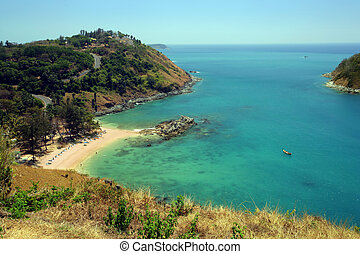 Beach of Thailand - An island oasis with secluded beach....