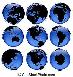Globe views #4