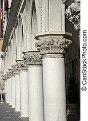 Architectural details - Las vegas