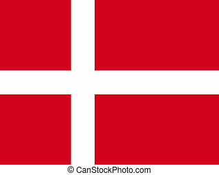 Flag of Denmark - Denmark flag