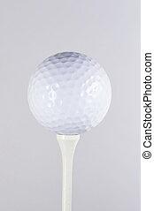 golfball on tee 03
