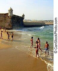 Batata beach - beach