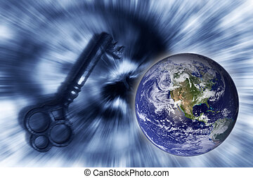 Wereld, macht