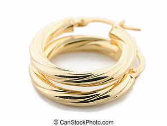 Gold Jewellery - Earrings