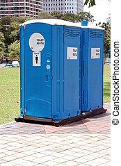 Portable toilets - portable toilets to let
