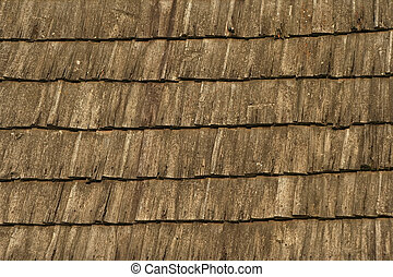 Shingle texture - Old Shingle texture