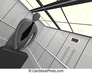 Elevator #6.